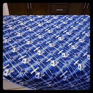 Dallas Cowboys Lap Quilt
